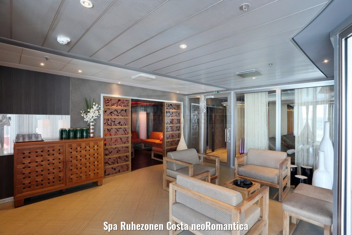 Spa Ruhezonen Costa neoRomantica