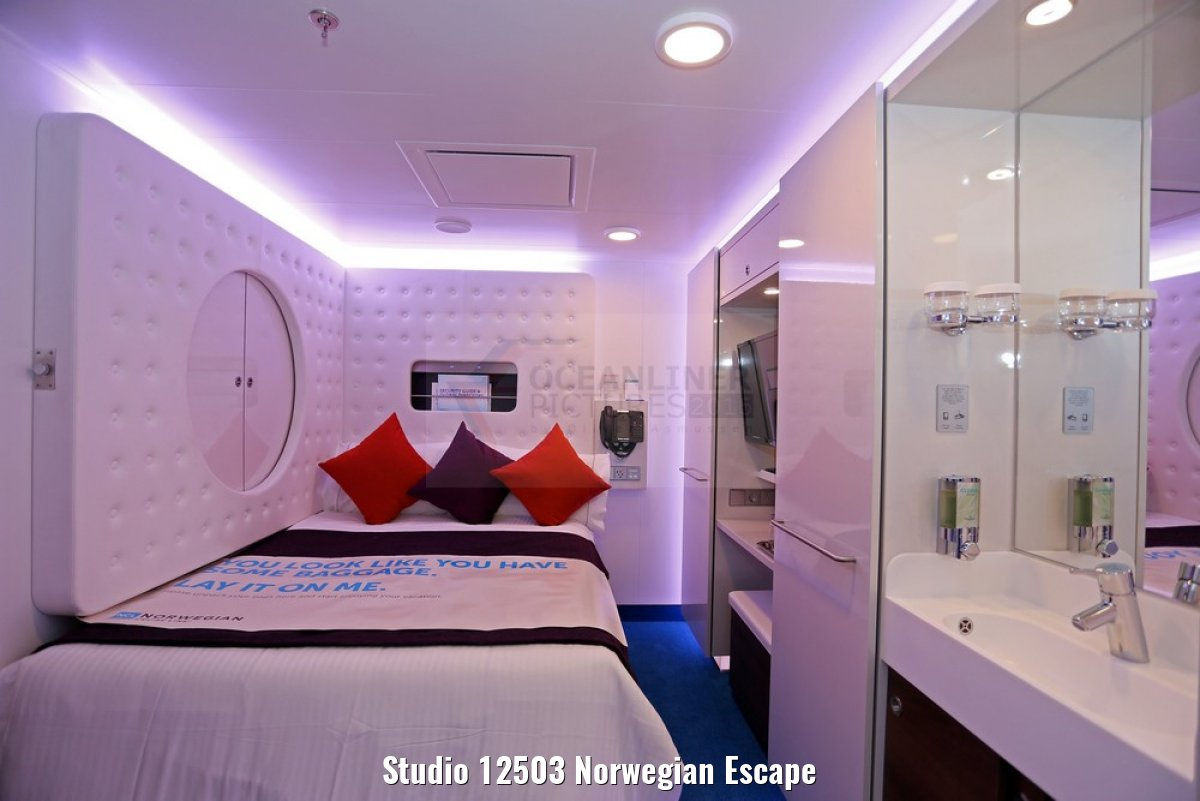Studio 12503 Norwegian Escape