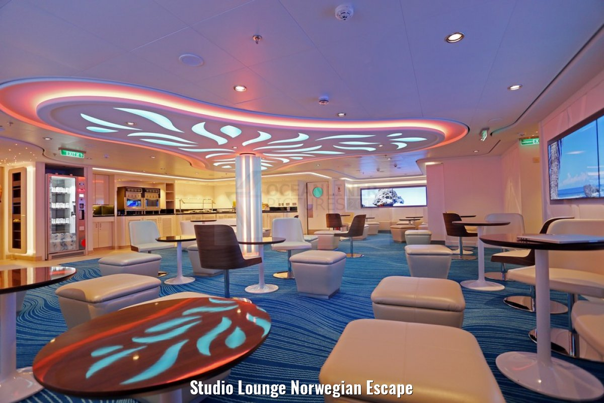 Studio Lounge Norwegian Escape
