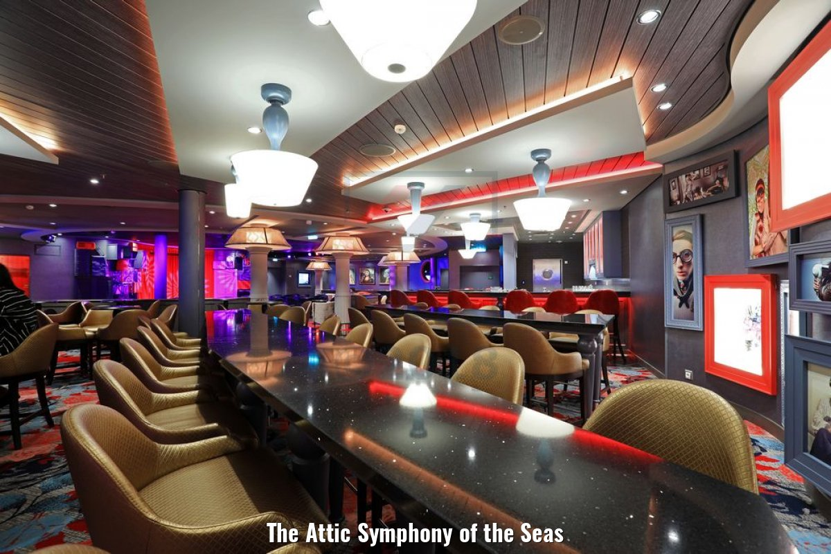 The Attic Symphony of the Seas