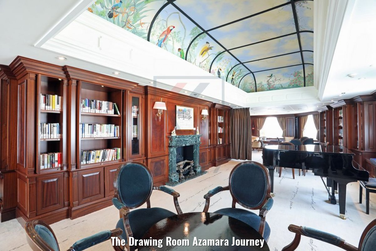 The Drawing Room Azamara Journey
