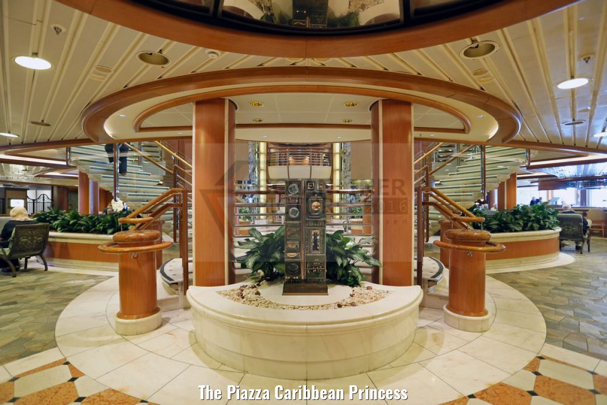The Piazza Caribbean Princess