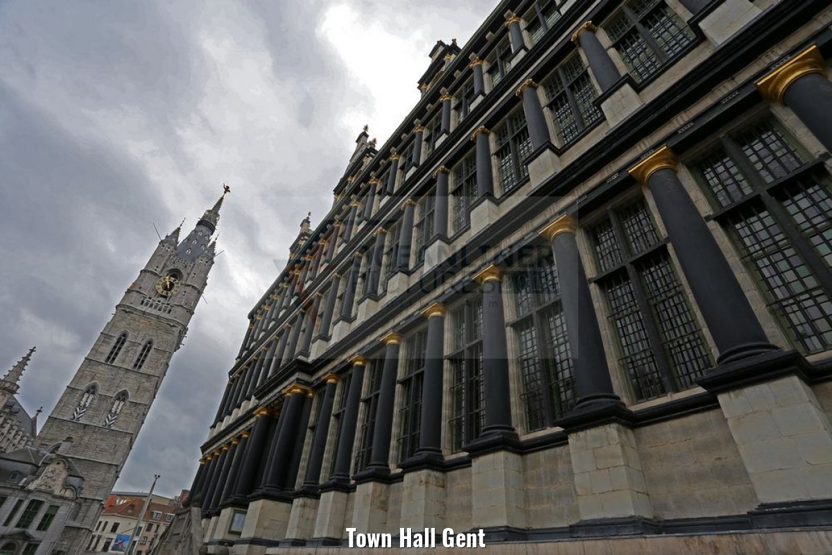 Town Hall Gent