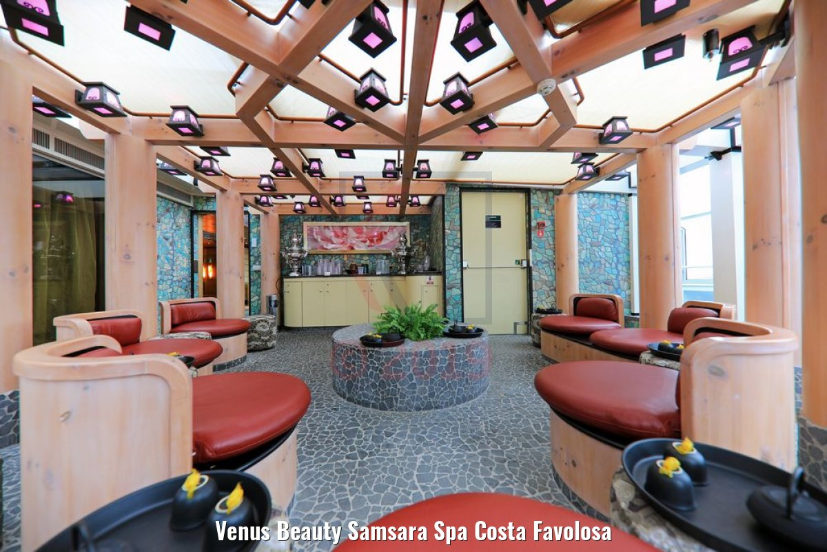 Venus Beauty Samsara Spa Costa Favolosa