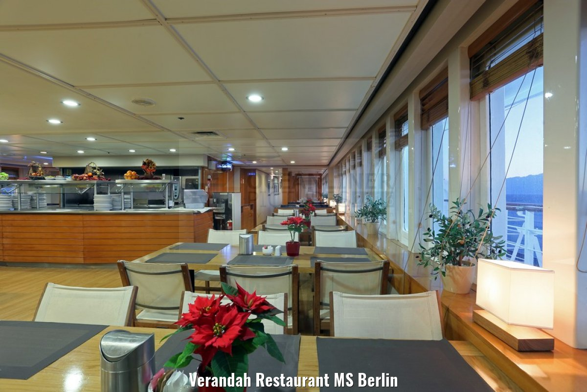 Verandah Restaurant MS Berlin