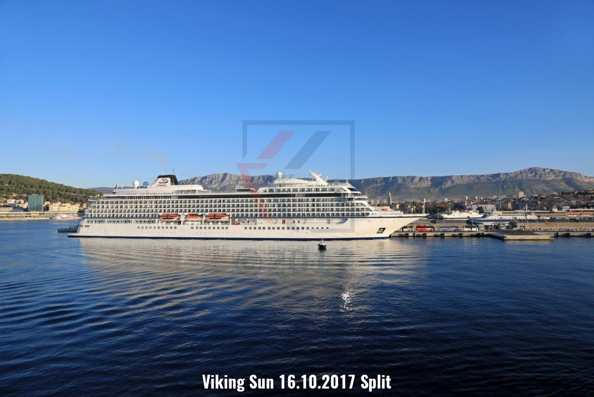 Viking Sun 16.10.2017 Split