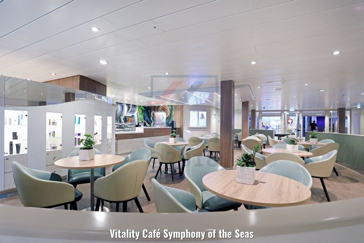 Vitality Café Symphony of the Seas