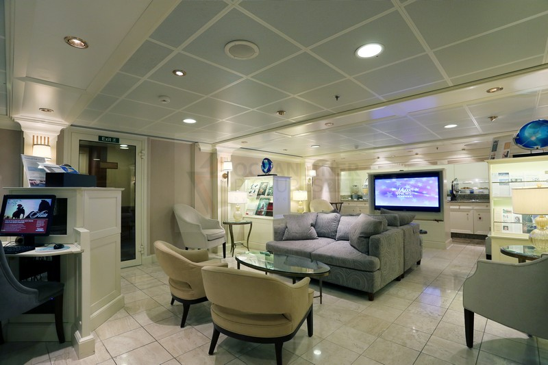 Concierge Lounge MS Marina